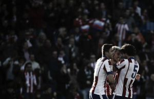 Atlético Madrid 3-1 Levante: Griezmann scores twice as Atletí start 2015 with a win