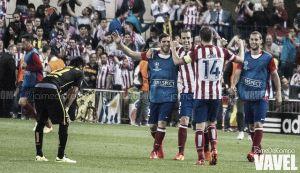 El Atlético de Madrid, especialista contra españoles