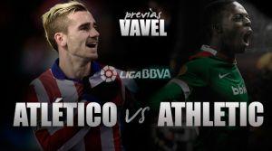 Atlético de Madrid - Athletic: el último arreón del Calderón