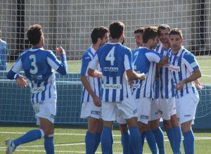 El Atlético Baleares coge aire