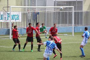 El Atlético Baleares despega en Son Malferit