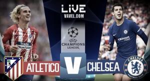Atletico Madrid - Chelsea in diretta, Champions League 2017/18 LIVE (1-2): Batshuayi al 94', Conte in fuga nel gruppo C!