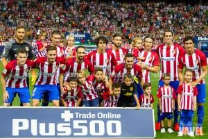 Fotos e imágenes del Atlético de Madrid 1-1 Alavés, primera jornada de Liga