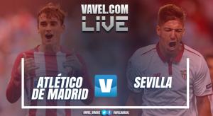 Resultado de Atlético de Madrid x Sevilla no Campeonato Espanhol (3-1)