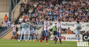 Atlético de Madrid - Eibar: puntuaciones Eibar, jornada 2