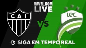 Resultado Atlético-ES x Luverdense na Copa Verde 2018 (1-1)