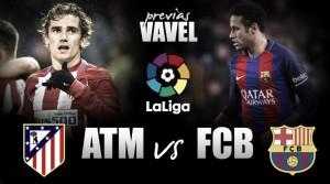 Liga, il Calderon si prepara ai fuochi d'artificio: sale la febbre per Atletico Madrid - Barcellona
