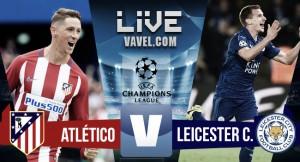 Risultato Atletico Madrid 1-0 Leicester in quarti Champions League 2016/17: qualificazione che resta in bilico!