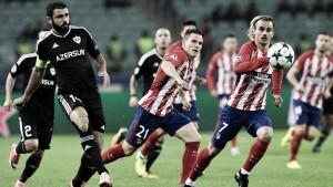 Champions League, Qarabag di scena al Metropolitano: per l'Atletico Madrid è vietato fallire