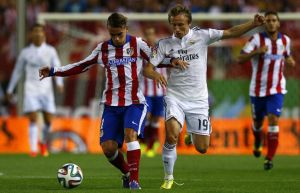 Live Copa del Rey 2015: le match Atletico Madrid - Real Madrid en direct commenté