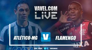 Resultado Atlético-MG 0x1 Flamengo pelo Campeonato Brasileiro 2018