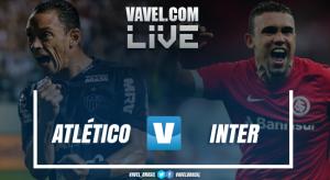 Resultado Atlético-MG x Internaciona pelo Campeonato Brasileiro (0-1)