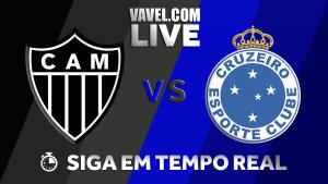 Resultado Atlético-MG x Cruzeiro online na final do Campeonato Mineiro 2018 (3-1)