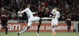 Sorteio coloca Atlético-PR e Santos frente a frente na Libertadores