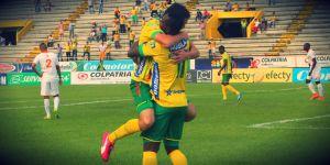 Atlético Huila cedió puntos en casa