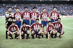 Aquella Liga de 1996