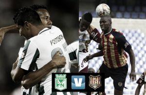Nacional - Águilas Pereira: complicado encuentro para empezar el año