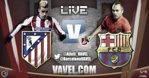 Atlético de Madrid vs Barcelona en vivo y en directo online