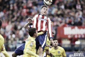 El Getafe ha perdido seis puntos frente al Atlético de Madrid en jugadas de estrategia