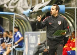 Miguel Ángel Sopuerta, destituido como entrenador del Atlético Féminas