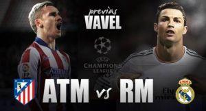 Atlético de Madrid - Real Madrid: el bastón de mando vuelve a estar en juego