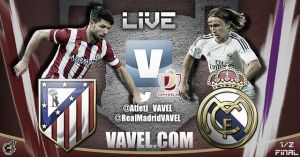 Copa del Rey : Live Atlético Madrid vs Real Madrid, le match en direct