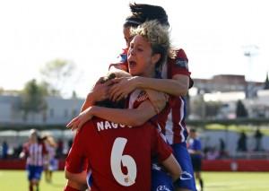 El Atlético Féminas transforma la agonía en épica