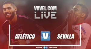 Atlético de Madrid vs Sevilla EN VIVO y en directo online en La Liga 2017