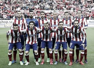 Sevilla FC - Atlético de Madrid: puntuaciones del Atlético, jornada 25 de la Liga BBVA
