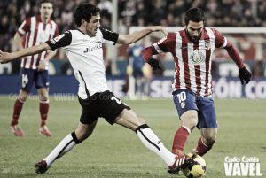 Valencia - Atlético de Madrid: Mestalla, juez de la Liga