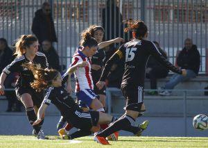 Primera División Femenina: Atlético y Valencia empatan en casa