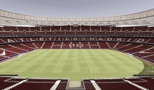 El Atlético ya tiene fecha y hora para inagurar el Wanda