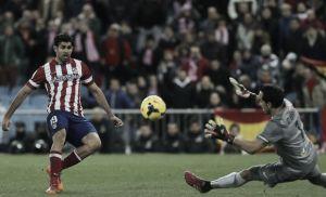 El Atlético de Madrid, la pesadilla de Claudio Bravo