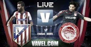 Atlético de Madrid vs Olympiacos en vivo online
