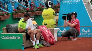 Thiem, Fognini, Tipsarevic advance in ATP 250 events