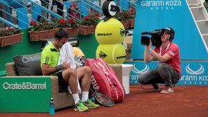 Thiem, Fognini, Tipsarevic advance in ATP 250 events