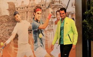 Federer back in action at the inaugural Istanbul Open
