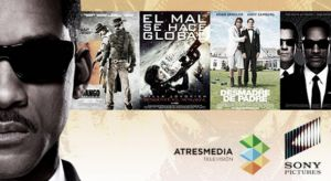 Nuevo acuerdo cinematográfico entre Atresmedia y Sony Pictures