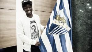 Christian Atsu: velocidad y desborde para el Málaga