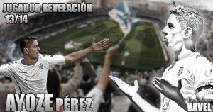 Premio VAVEL Jugador revelación (Liga Adelante): Ayoze Pérez