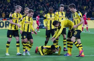 Borussia Dortmund 1-0 Bayern Munich: Aubameyang proves the difference for Tuchel's side yet again