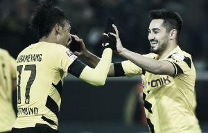 El Borussia Dortmund regresa al son de un gran Gündogan