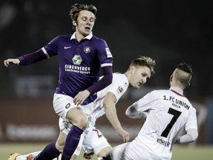 Erzgebirge Aue 1-2 Union Berlin: Kreilach's brace from the bench secures vital three points