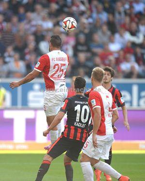 Los de Schaaf caen ante un buen Augsburgo