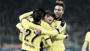 El Borussia Dortmund sigue adelante en la Copa alemana