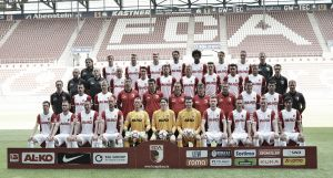 FC Augsburgo 2014/15: confirmar la seguridad