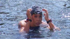 Europei Berlino 2014, nuoto di fondo 10 km femminile: oro Van Rouwendaal, bronzo Ponselè!