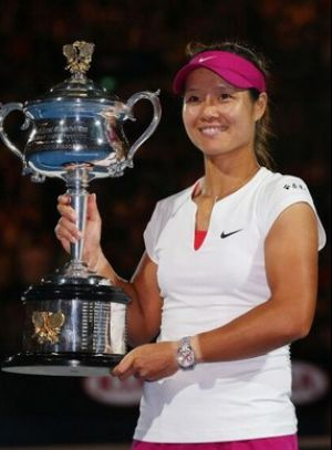 Li Na décroche enfin l'Open d'Australie !