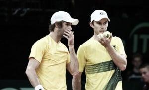 Austrália vence nas duplas e tem vantagem sobre Bélgica na Copa Davis