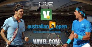 Open Australia 2014: Nadal vs Federer en vivo y en directo online